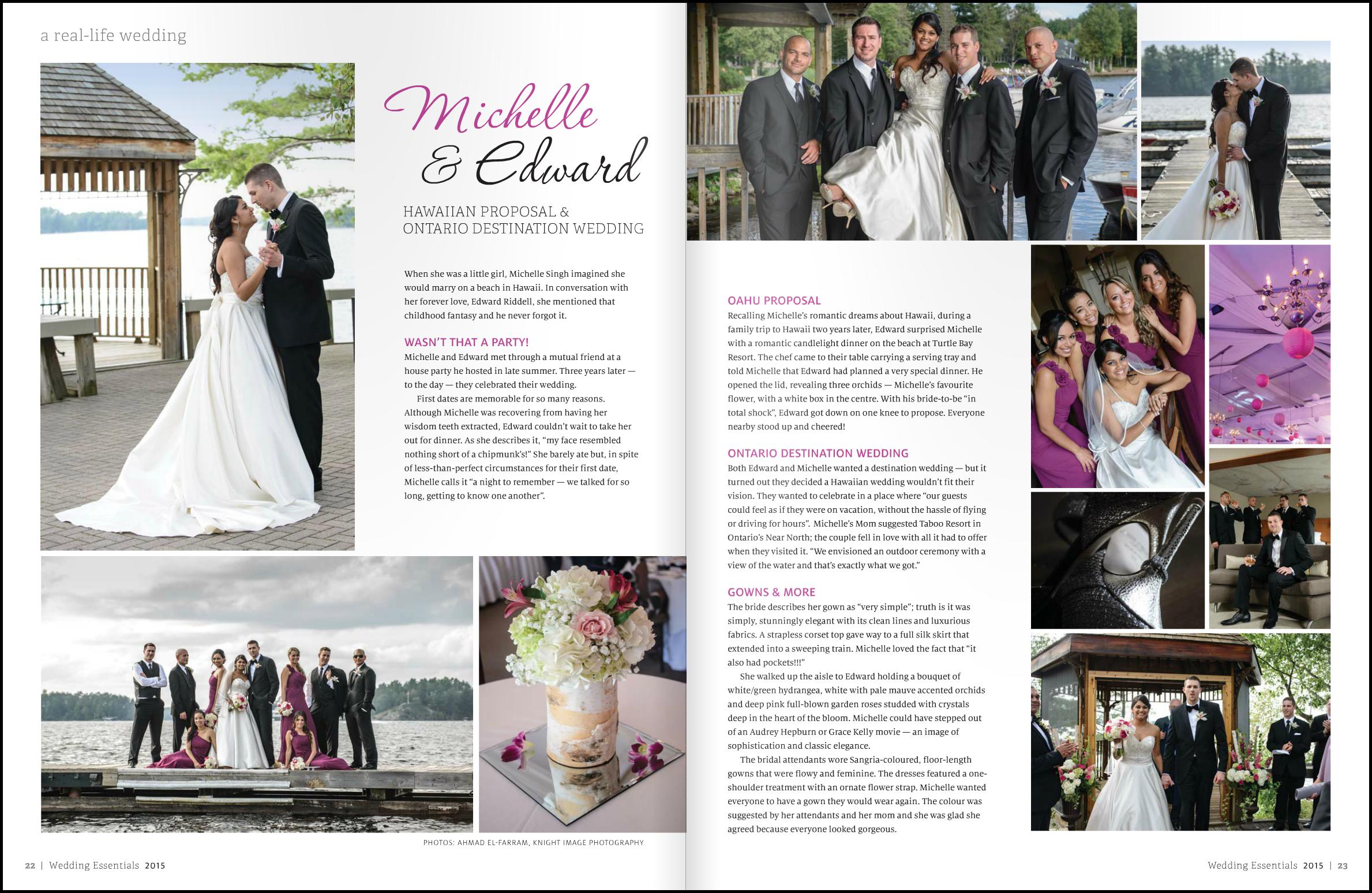 Newmarket Wedding Photographer Wedding Essentials Magazine